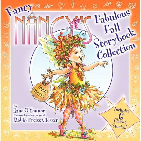 Fancy Nancy's Fabulous Fall Storybook Collection - Nancy Kyes Halloween