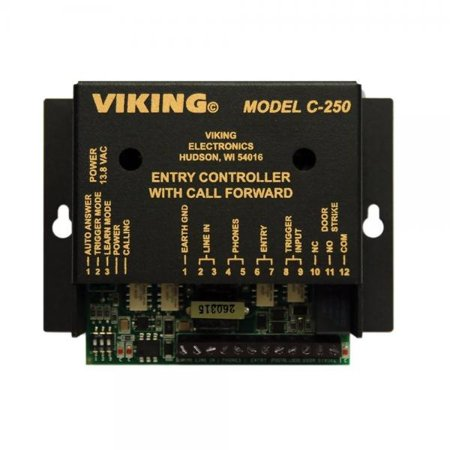Viking Entry (Viking Electronics Entry Phone Controller And Call Router)