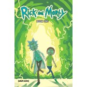 RickandMorty Book One : Deluxe Edition