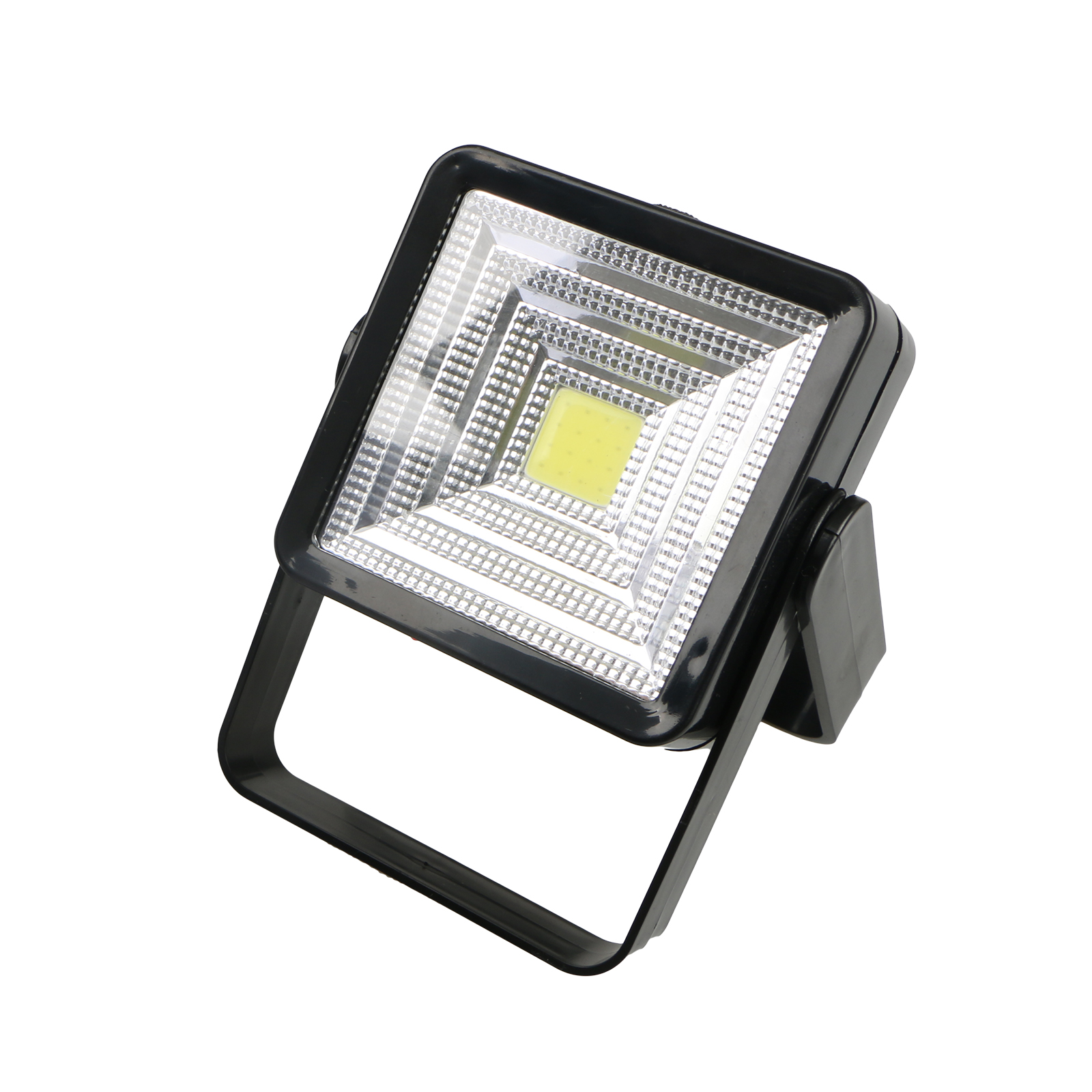 Click here to buy Bright COB Solar Power Rechargeable LED Camping Lantern Hiking Emergency Light by EEEKit.