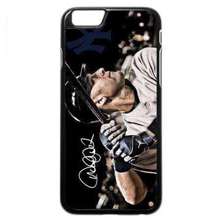 Derek Jeter Batting iPhone 5 Case