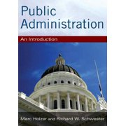 Public Administration : An Introduction