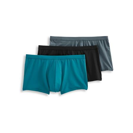 Men's Fresh Microfiber Trunk - 3 pack ()