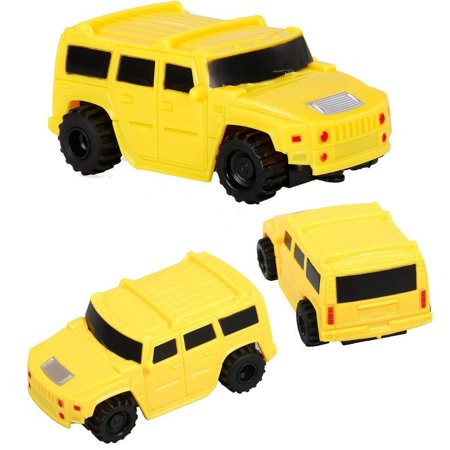 Caroj Children Mini Creative Drawn Line Follow Electric Inductive Toy Car 1pcs - image 2 of 7