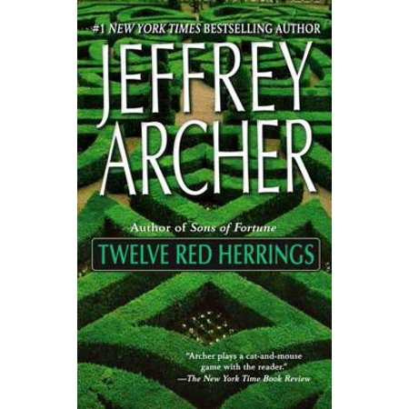Twelve Red Herrings - eBook (Red Herring And Then There Were None)