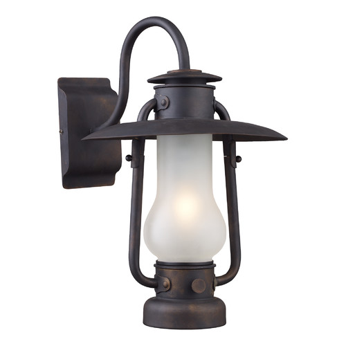 Wistaria Lighting Chapman Stagecoach 1-Light Outdoor Sconce
