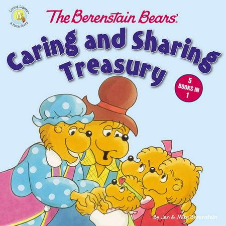 The Berenstain Bears  Caring And Sharing Treasury (Living (The Berenstain Bears Kindness Caring And Sharing)