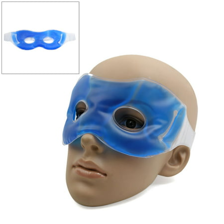 Gel Eye Mask Cold Warm Cooling Soothing Tired Relief Eyes Compression (Cowling Mask)