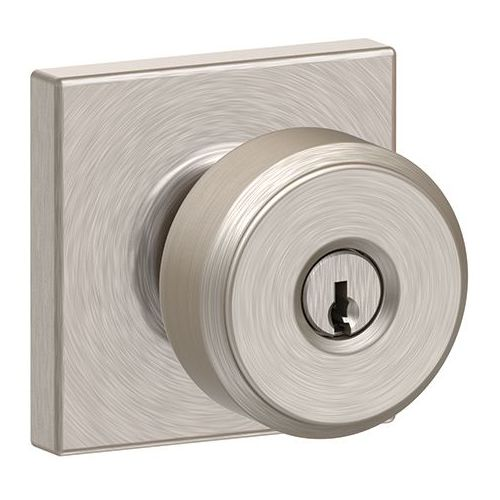 Schlage F51a Bwe Col Bowery Keyed Entry Single Cylinder