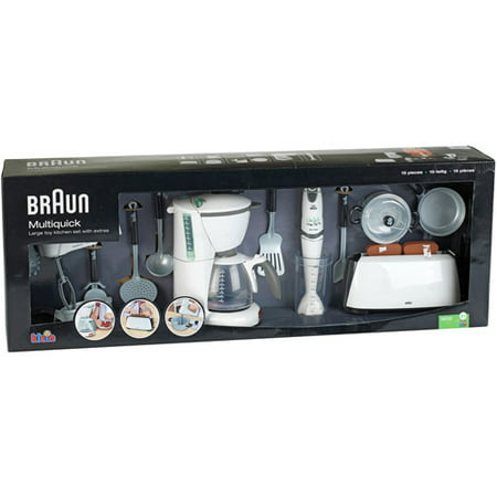Braun large toy kitchen set for Kitchen set 008 82