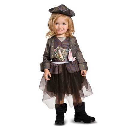 Captain Jack Inspired Tutu Classic Infant Costume