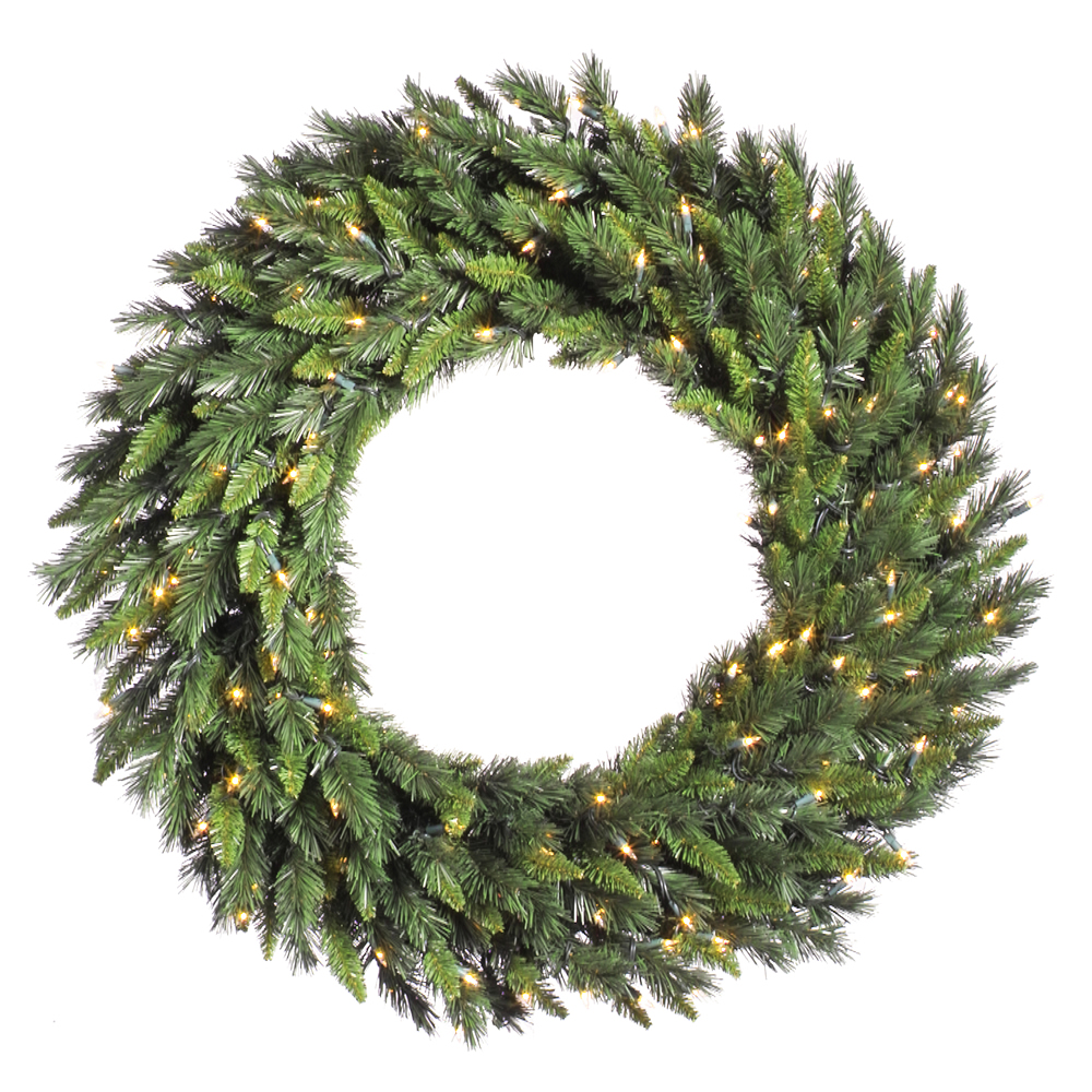"Vickerman 36"" Imperial Pine Wreath 200 Tips"
