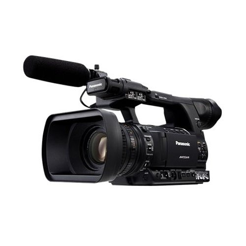"Panasonic AG-AC130A Digital Camcorder - 3.5"" LCD - MOS - ..."