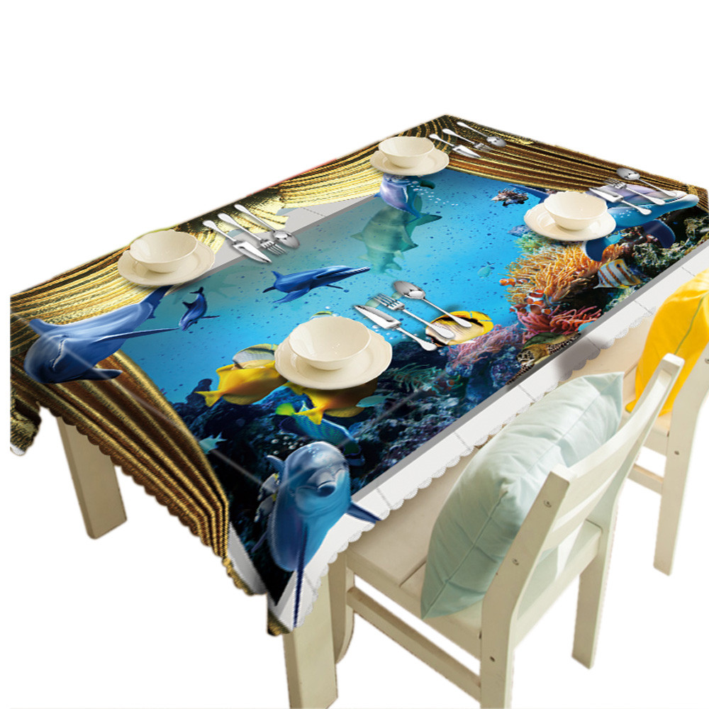Dining Multi Functional Table Cloth For Party Picnic Table