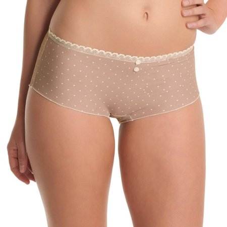 New Freya Womens Lingerie Lacey Short Brief Knickers AA4796 Caffe Latte Size XS
