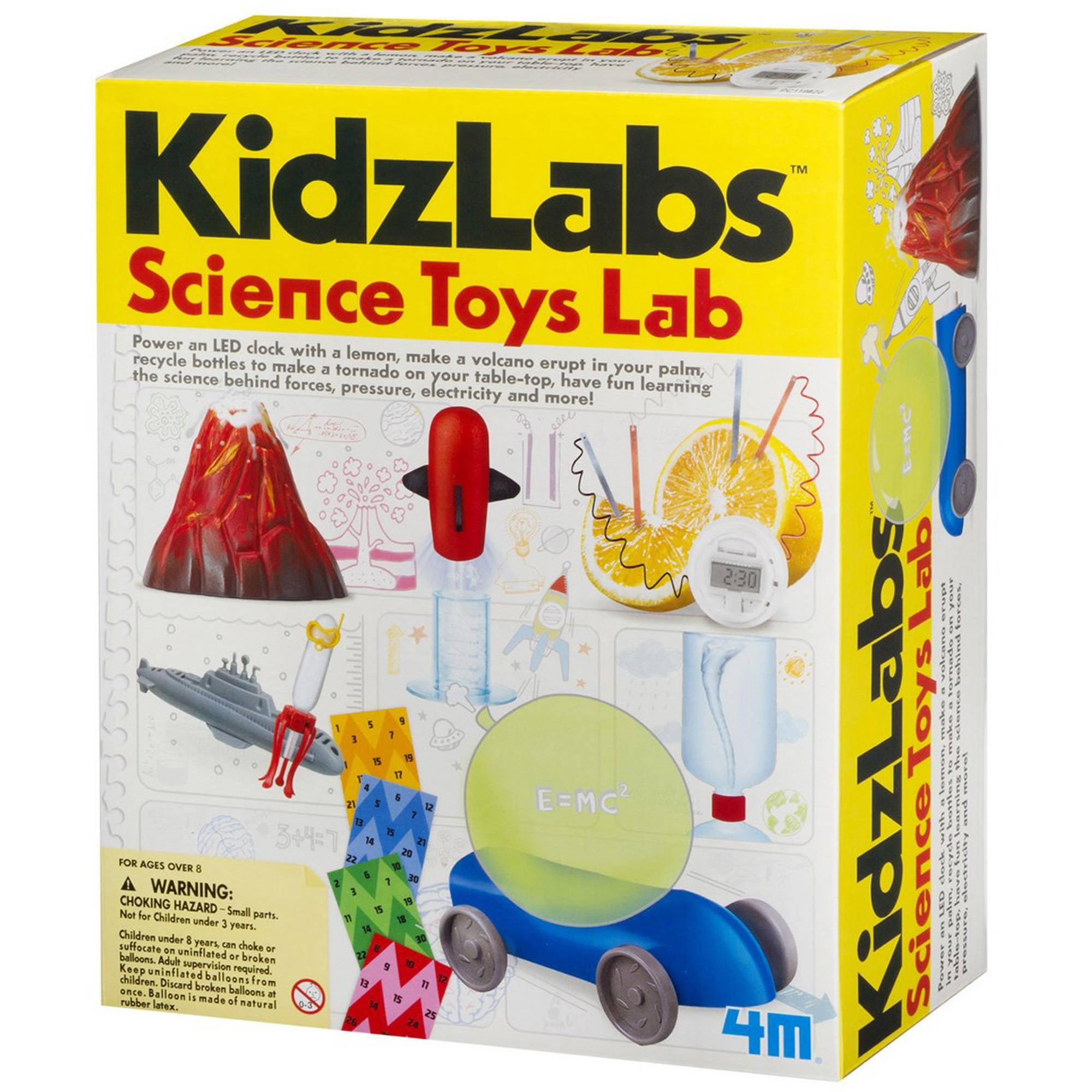 4M KidsLabs Sci Toys Science Lab Kit Walmart