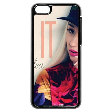 Iggy Azalea iPhone 5c Case - Work Iggy Azalea Halloween