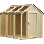 wood shed kits