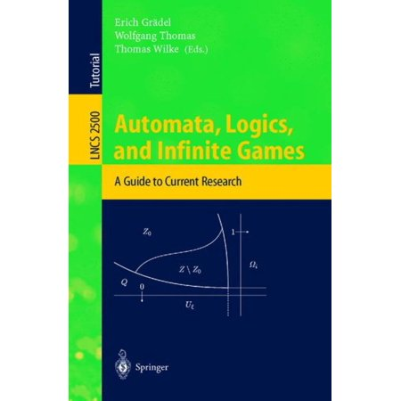 Automata  Logics  And Infinite Games