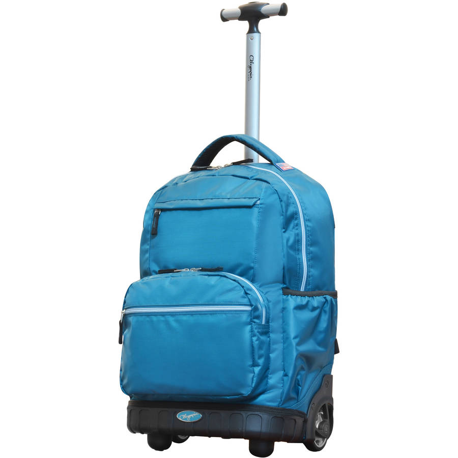 "Olympia USA Melody 19"" Rolling Backpack"