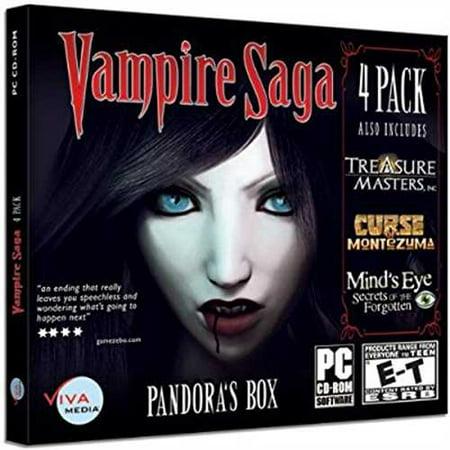 Vampire Saga: Pandora