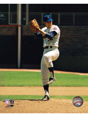 Nolan Ryan Action Photo Print