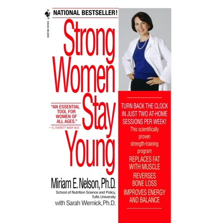 Strong Women Stay Young (Best Food To Stay Young)