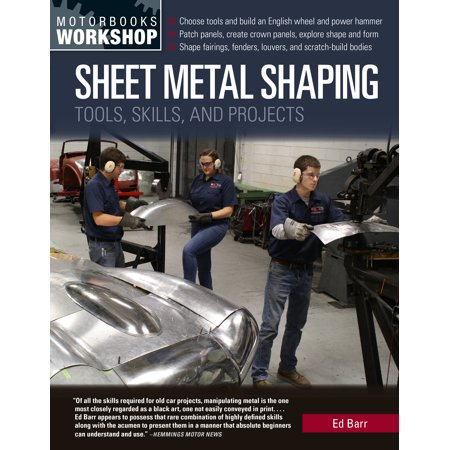 Sheet Metal Shaping : Tools, Skills, and Projects](Skills Workshop Halloween)