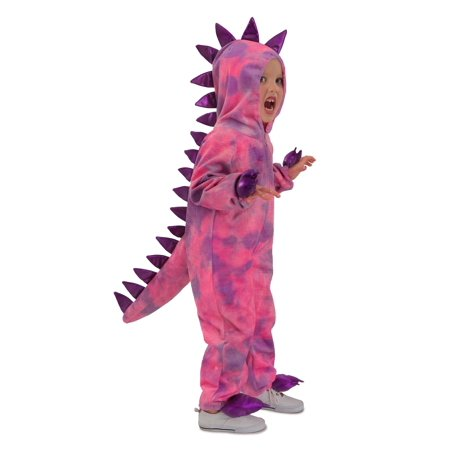 Tilly the T-Rex Girls Dinosaur Costume - image 4 de 5