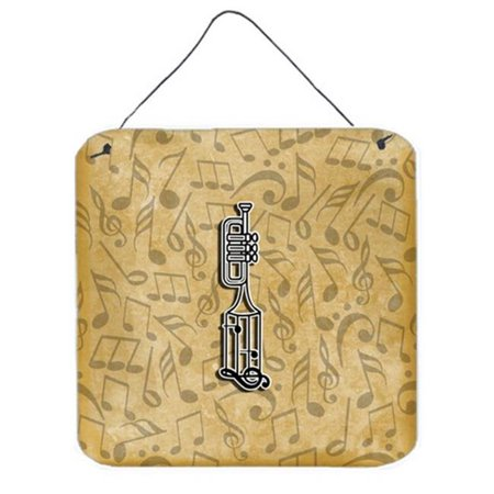 Letter I Musical Instrument Alphabet Wall and Door Hanging Prints - image 1 of 1