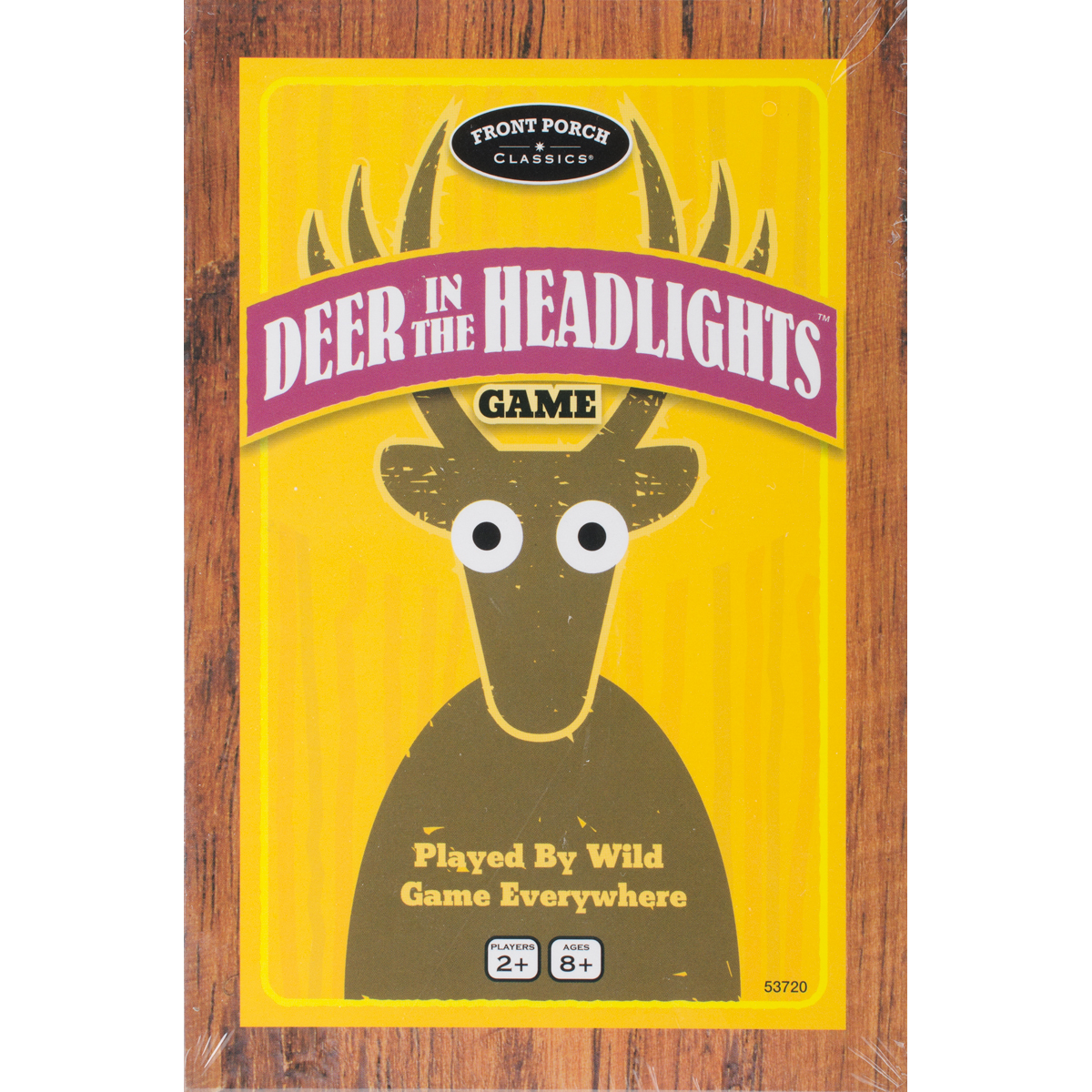 Front Porch Classics Deer In The Headlights Game-