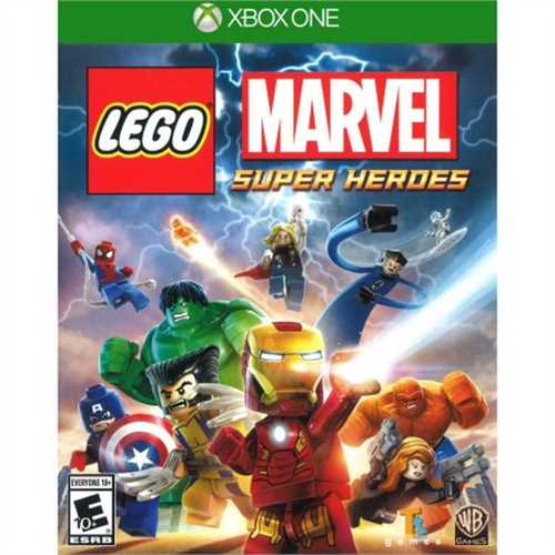Lego Marvel Super Heroes (Xbox One) - Pre-Owned