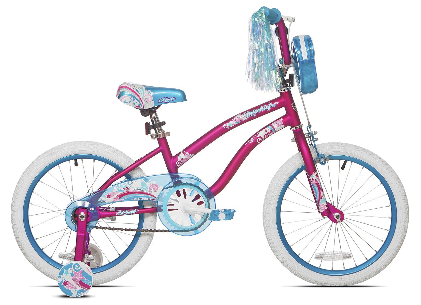 "Kent 18"" Mischief Girls Bike, Pink by Kent"