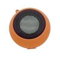 Portable Wired Speaker Audio Multimedia Rechargeable Orange G2V for Alcatel 7, Jitterbug Smart 2, REVVL 2, 1x Evolve, 3V (2019) - Amazon Kindle Fire HDX 8.9 HD 8.9, 8 Kids Edition, 7 6 DX