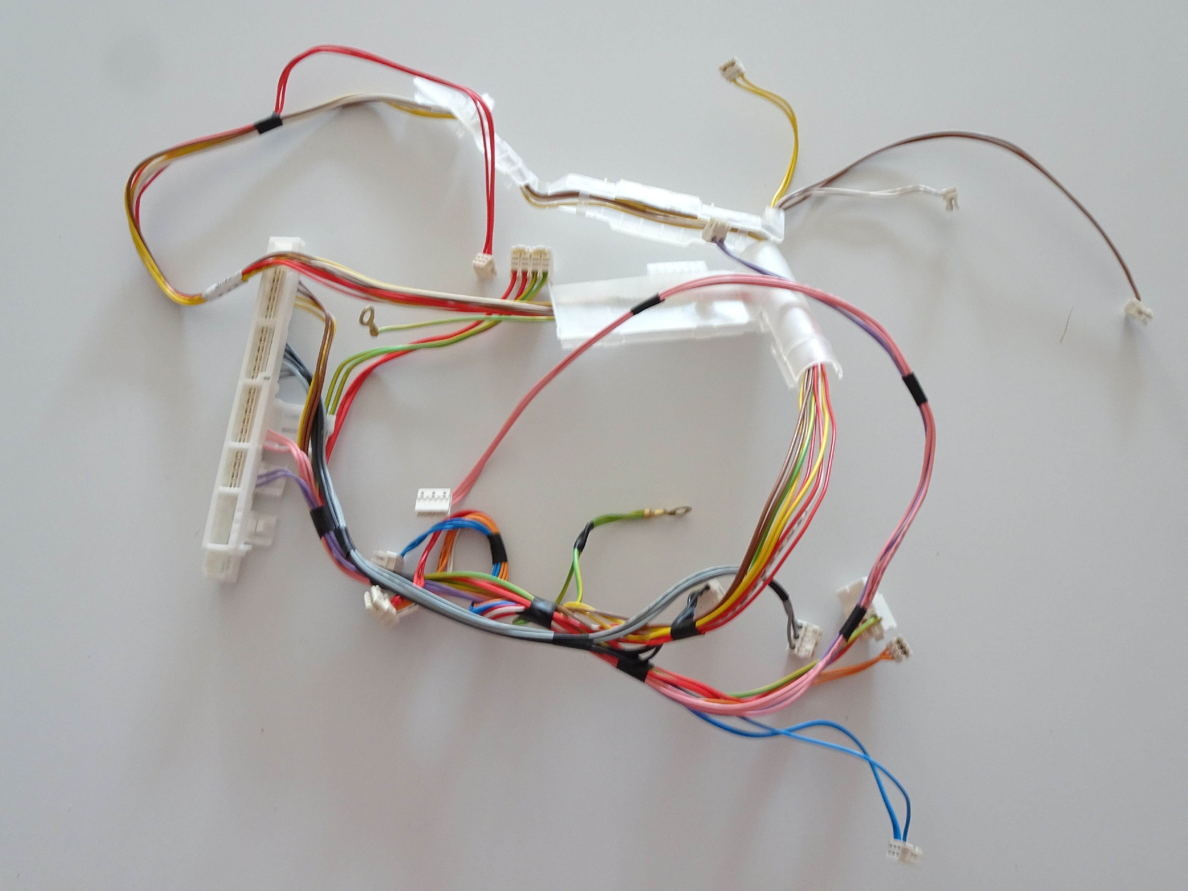 Bosch SHEM3AY55N Wire Harness AP6043475 12014146 - Walmart.com - Walmart.comWalmart.com