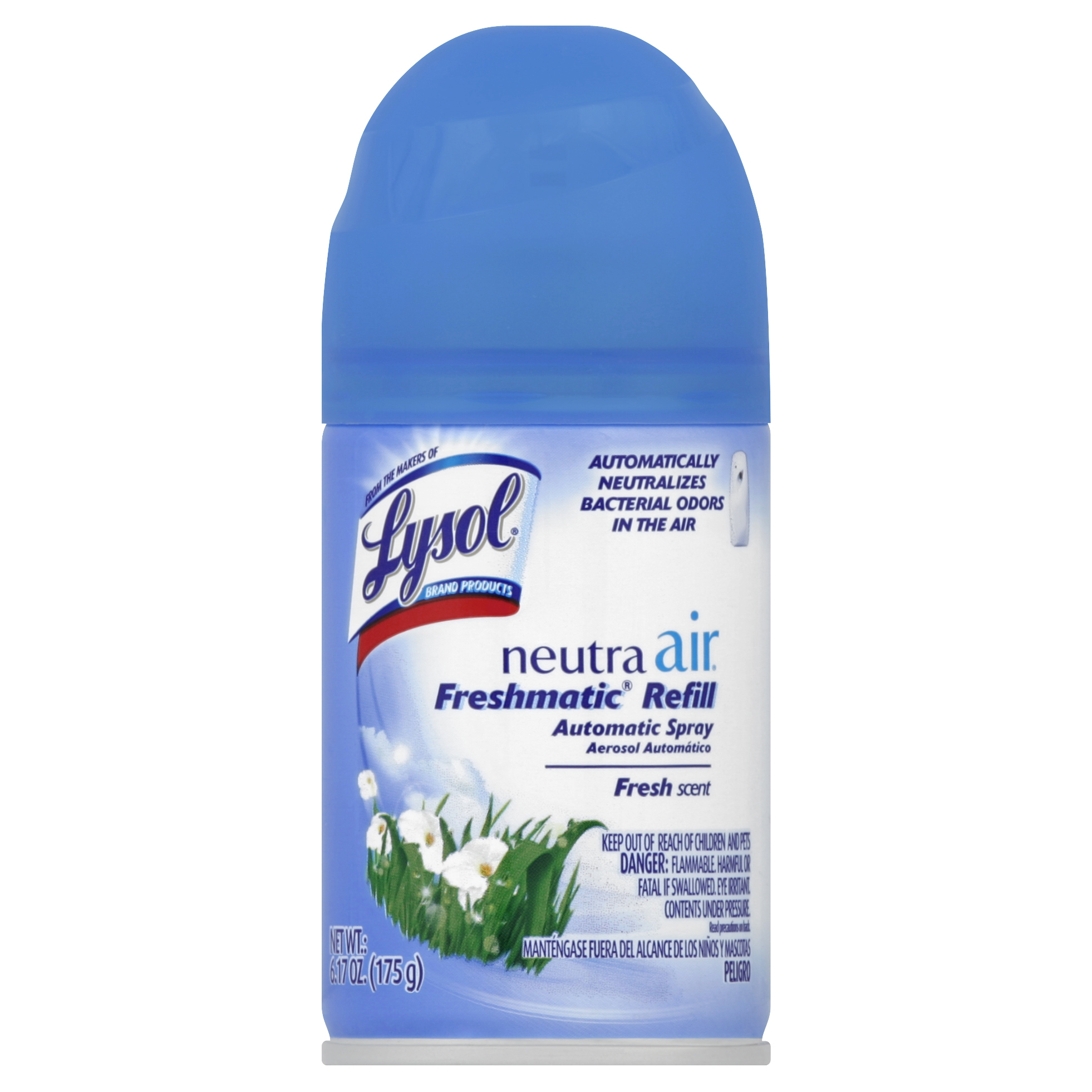 lysol neutra air freshmatic refill automatic spray fresh scent