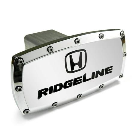 Honda Ridgeline Engraved Billet Aluminum Tow Hitch Cover