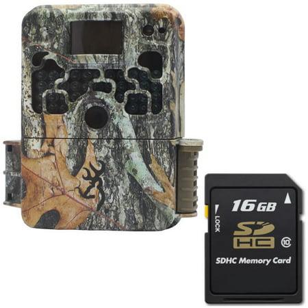 Browning Strike Force HD 850 Trail Camera BTC 5HD 850 + 16GB SD