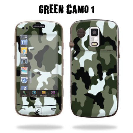Skin Decal Wrap cover for SAMSUNG ROGUE U960 American Pride