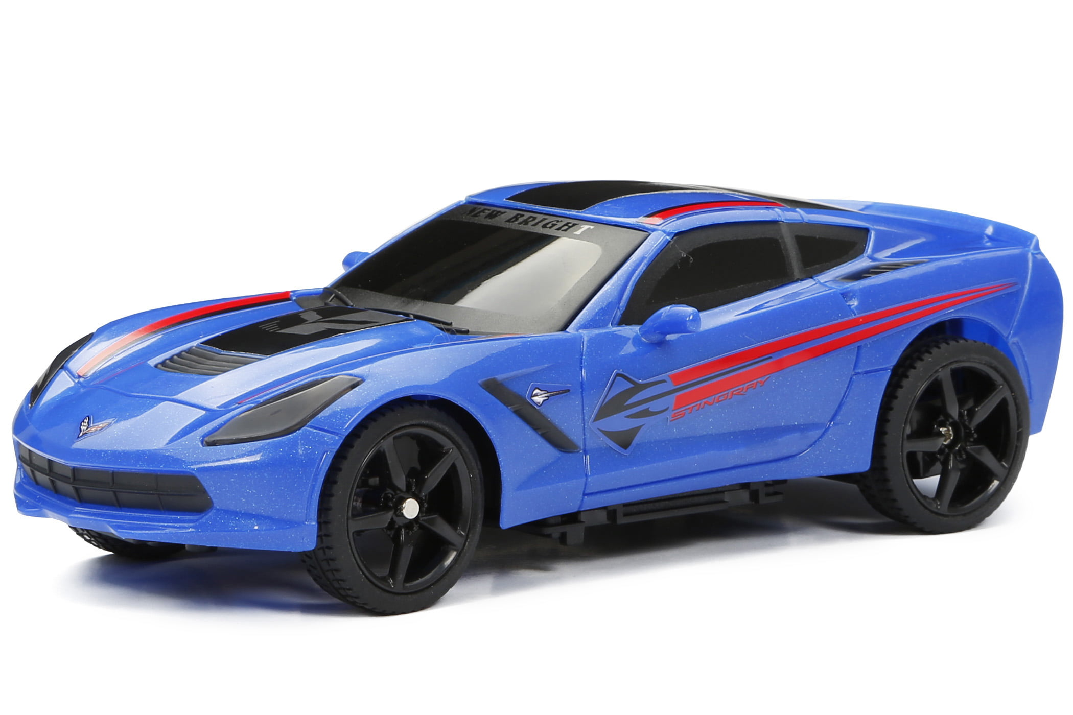 New Bright RC 1:24 Radio Control Car Corvette C7 by New Bright Industrial Co., Ltd.
