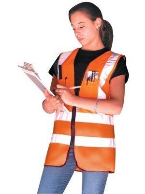 Occulux Surveyors Vest:Yellow