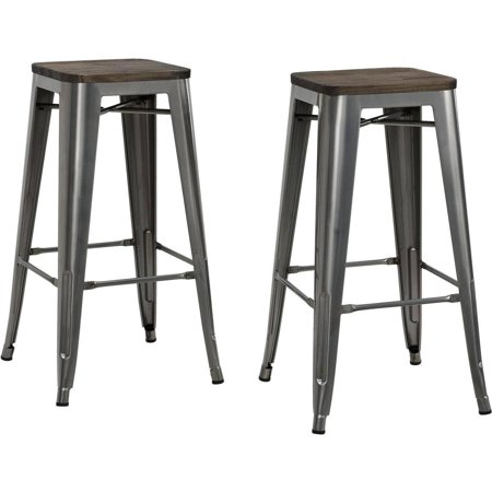 1950s Style Bar Stool - DHP Fusion 30
