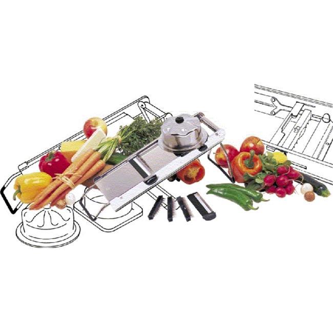 World Cuisine A49829AC 4 Mm Julienne Blade
