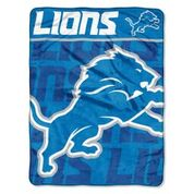 NFL Detroit Lions Throw, 1 Each