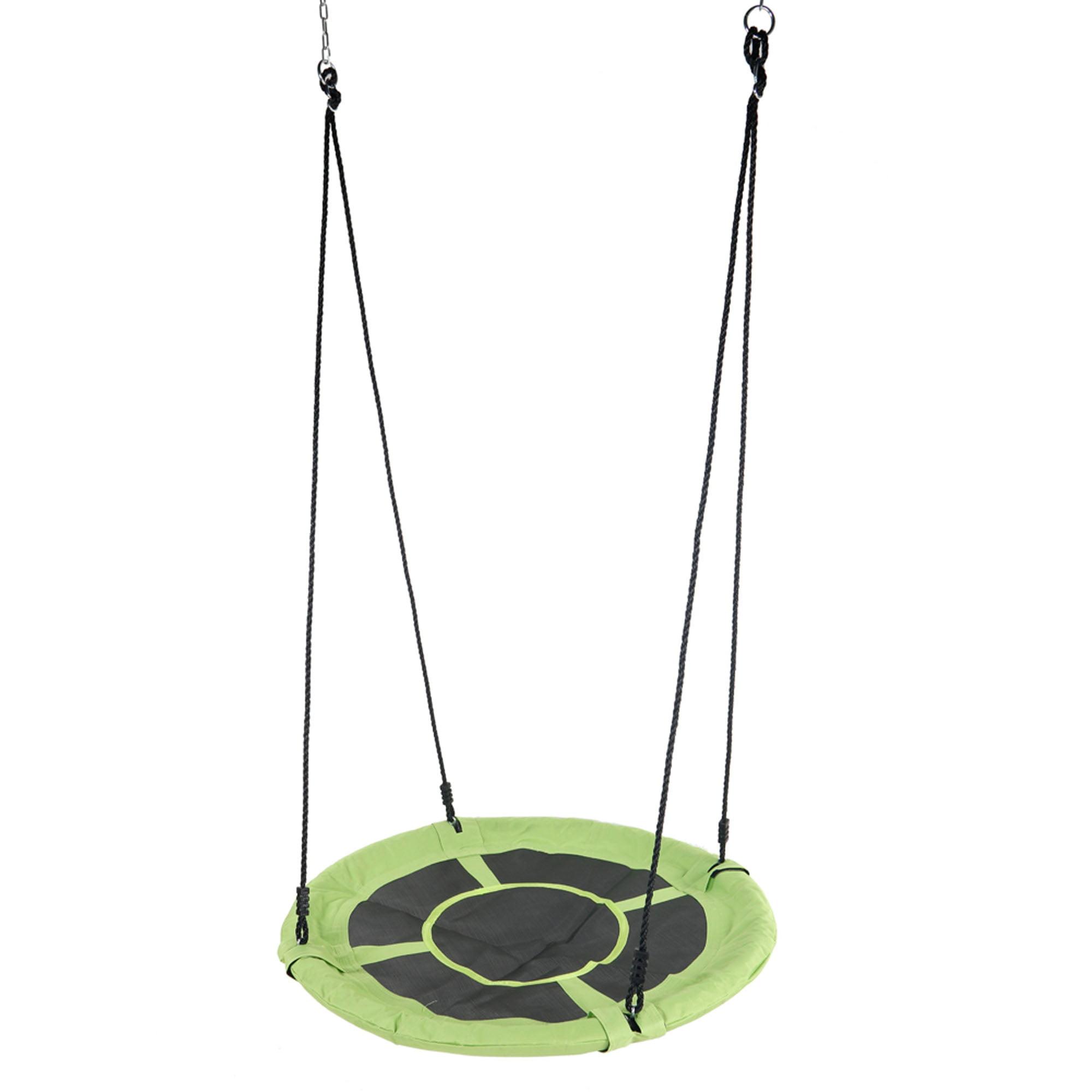 Tree Swings For Kids 40 Kids Outdoor Round Net Hanging Rope Nest