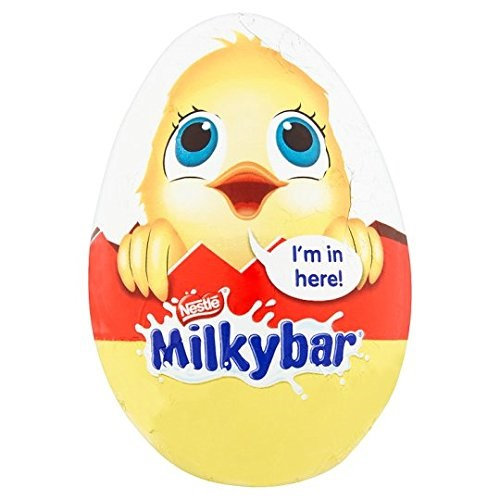 Milkybar Easter Chicken In A Egg 100G
