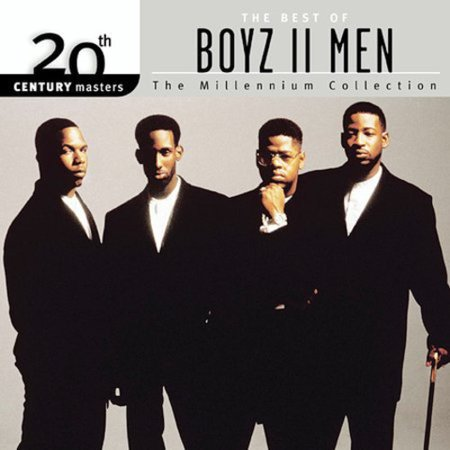 Boyz II Men - 20th Century Masters: The Millennium Collection: The Best Of Boyz II Men (CD)