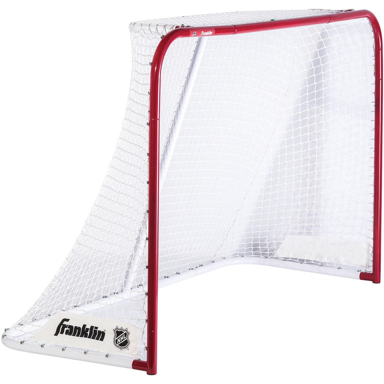 "Franklin Sports 72"" NHL Quikset Steel Hockey Goal by Franklin Sports"