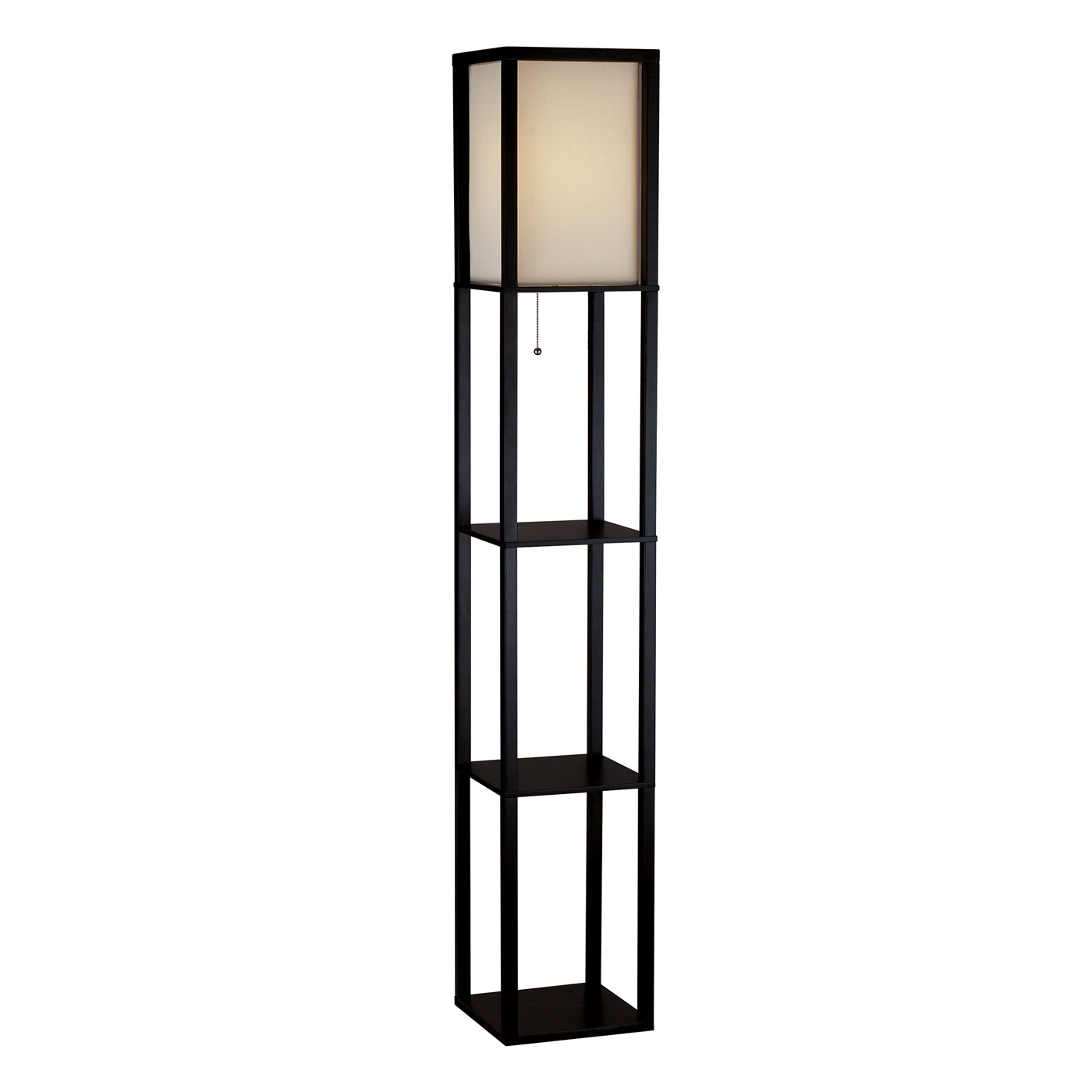 Adesso Lighting 3138-01 Wright Etagere Floor Lamp by Adesso, Inc.