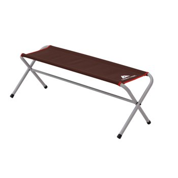 Ozark Trail Hazel Creek Foldable Outdoor Camping Bench